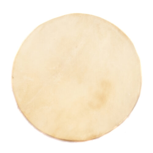 Native American Single-Sided Plain Shamanic Drum