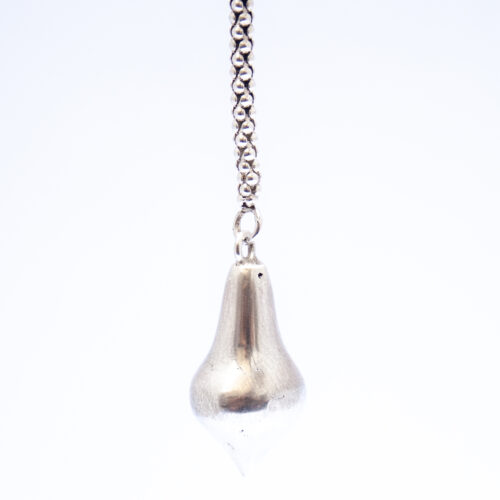 Vintage Solid Sterling Silver High Quality Pendulum