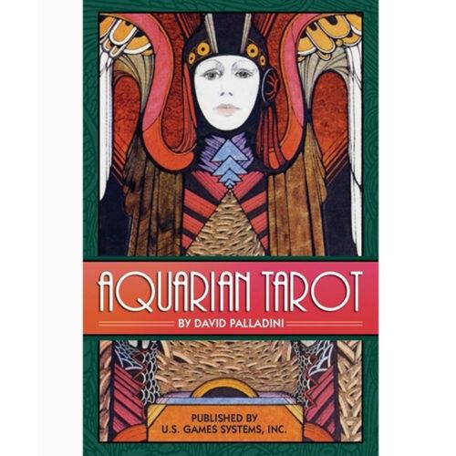 Aquarian Tarot Deck - David Palladini