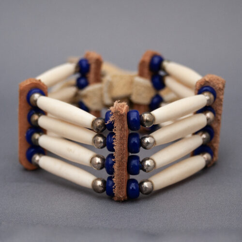 Native American Sioux Bone Bracelet