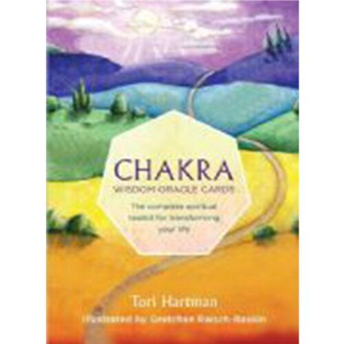 Chakra Wisdom Oracle - Tori Hartman