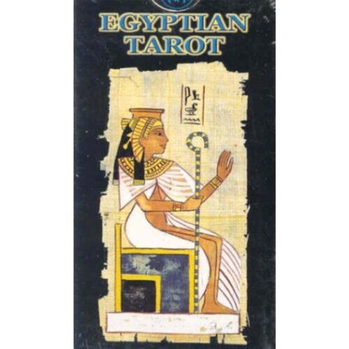 Egyptian Tarot Deck - Silvana Alasia