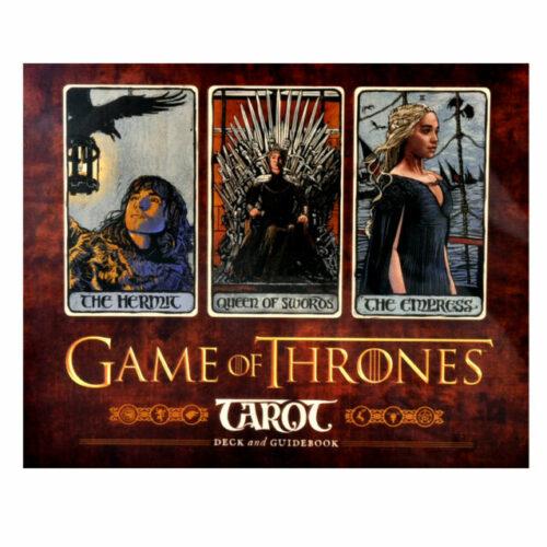 Game Of Thrones Tarot Set - Liz Dean