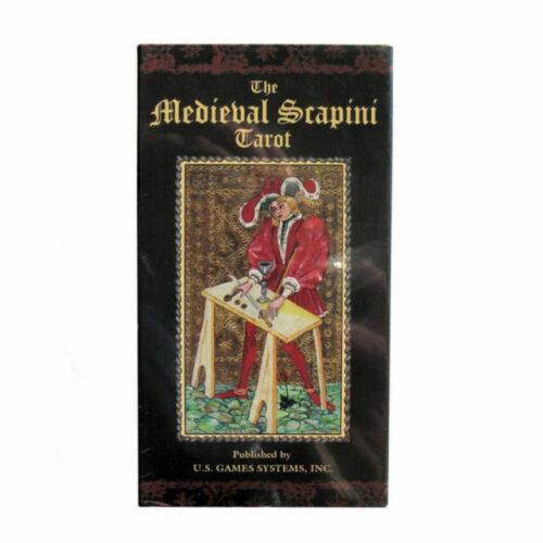 The Medieval Scapini Tarot Deck - Luigi Scapini