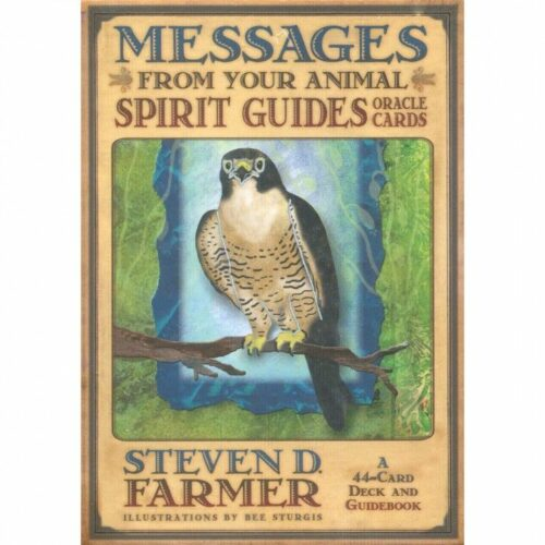 Messages From Your Animal Spirit Guides - Steven Farmer