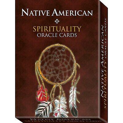 Native American Spirituality Oracle Cards - Tuan & Rotundo