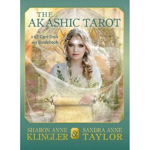 The Akashic Tarot - Klingler & Taylor