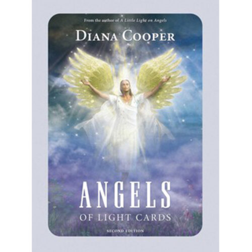 Angels Of Light Cards - Diana Cooper