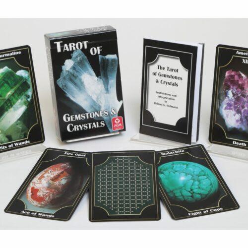 Tarot of Gemstones and Crystals - Muller