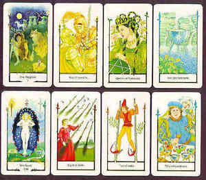 Tarot of the Old Path - Rodway Gainsford