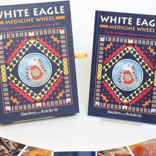 White Eagle Medicine Wheel - Eliana Harvey